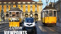 Lisbon Viewpoints - Self Drive in Electric Vehicles with GPS Audio Guide, Lisbon, Audio Guided Tours