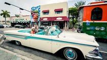 2 Hours Private Classic Car Tour of Miami Beach & Little Havana, Miami, Classic Car Tours