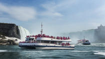 Niagara Falls Boat Tour: Voyage to the Falls, Niagara Falls & Around, Bus & Minivan Tours