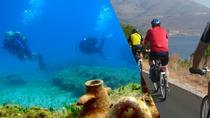Bike and Scuba Diving Day, Rhodes, Scuba Diving