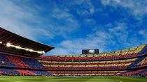 Match de football du FC Barcelone au Camp Nou, Barcelona, Sporting Events & Packages