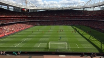 Arsenal-fotbollsmatch på Emirates Stadium, London, Idrottsevenemang och -paket