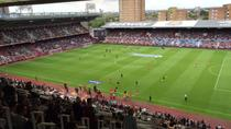 Fodboldkamp med West Ham United på Upton Park Football Club