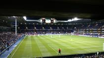 Partido de fútbol de Tottenham Hotspur en el estadio White Hart Lane, London, Sporting Events ...