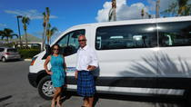 Shared Departure Transfer: Providenciales Hotels to Providenciales Airport, Providenciales, Airport...