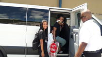 Shared Round-Trip Transfer: Providenciales Airport to and from Providenciales Hotels,...