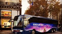 Disneyland Paris Express Shuttle with Entrance Tickets, Paris, Disney® Parks