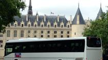 Round-Trip Coach Transport to Disneyland Paris from Central Paris, Paris, Bus Services