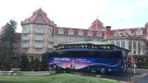 Round-Trip Coach Transport to Disneyland Paris from Central Paris, Paris, Day Trips