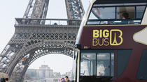 Big Bus Paris Hop-On Hop-Off Tour, Paris, Rail Tours