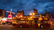 Big Bus-Tour: Paris bei Nacht, Paris, Hop-on Hop-off Tours