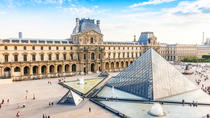 Keine Warteschlangen: Louvre und Big Bus-Hop-On-Hop-Off, Paris, Hop-on Hop-off Tours