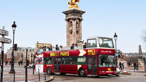 Skip the Line: Louvre, Seine River Cruise, Big Bus Hop-On Hop-Off and 10 Metro Tickets, Paris, ...