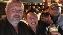 Hidden Namba Bar Hopping Tour, Osaka, Cultural Tours