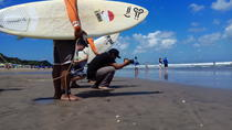 Bali Experience: Surfing Lesson For Beginner at Seminyak Beach, Kuta, Surfing Lessons