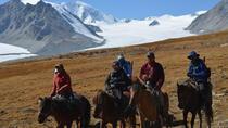 Altai trek, western Mongolia 10 days, Mongolia, Hiking & Camping