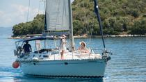 A splendid day sailing around Lefkas, Ionian Islands, Sailing Trips