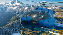 Mount Rainier Helicopter and Hiking Tour Exclusive Combo, Seattle, Helicopter Tours