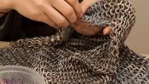 Movie Blood and Chainmaille Workshop, Wellington, Movie & TV Tours