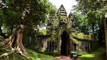 Angkor Wat, Angkor Thom ancienne capitale, Ta Promh et Temple Sunset, Siem Reap, Day Trips