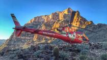 Grand Canyon Helicopter Tour from Las Vegas with Champagne Picnic, Las Vegas, Air Tours