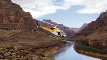 Grand Canyon Helicopter Tour from Las Vegas with VIP Skywalk and Pontoon Boat Ride, Las Vegas, ...