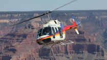 Helikoptertour over de North Canyon met optionele jeepexcursie, Grand Canyon National Park, Helicopter Tours