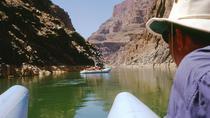 Tour in elicottero Grand Celebration con rafting sul Black Canyon, Las Vegas