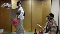 Geisha Party with Dinner and Sake in a Private Home, Sapporo