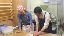 Soba Making at a Real Soba Restaurant in Sapporo with Sake Tasting, Sapporo, Sake Tasting and...