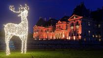 Chateau de Vaux-le-Vicomte Christmas tour and chateaubus shuttle, Paris, Christmas