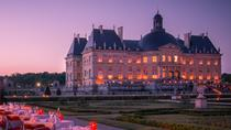 Chateau de Vaux-le-Vicomte Evening Tour and Candlelit Dinner with Luxury Car Transport, Paris, Once ...