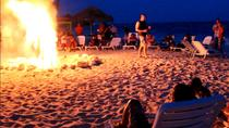 Bonfire On The Beach, Freeport, Food Tours
