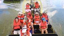 Grand Bahama Airboat and Snorkeling Tour, Freeport, Airboat Tours