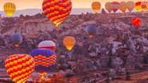 1 Night 2 Day Cappadocia Tour with Hot Air Balloon Ride, Urgup, Multi-day Tours