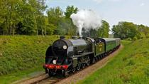 Bluebell Steam Railway & Vineyard Bus Tour, Brighton, Wine Tasting & Winery Tours