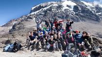 5 Day Kilimanjaro Climbing Marangu Route Trekking, Arusha, Climbing