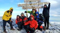 8 Days Mt Kilimanjaro Climbing via Lemosho Route, Arusha, Climbing