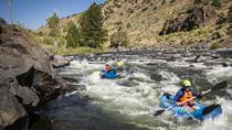 Whitewater Inflatable Kayak Trip - Salida Town Run Half Day, Buena Vista, Kayaking & Canoeing