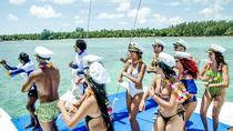 From Punta Cana: Small Catamaran Boat Cruise, プンタカナ
