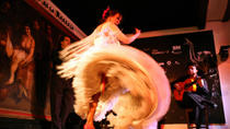 Flamenco Show at Corral de la Morería in Madrid, Madrid, Dinner Theater