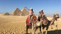 Private Half-Day Trip to Giza Pyramids, Sphinx, Valley Temple with Camel Ride, Giza, Nature & ...