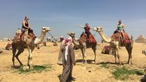 Private Half-Day Trip to Giza Pyramids, Sphinx, Workers Tombs with Camel Ride, Giza, Nature &...