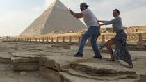 Private Layover Day Tour from Cairo to Giza Pyramids and Egyptian Museum, Cairo, Layover Tours