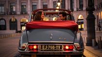 Luxury and romantic tour: Exceptional French classic car, Paris, Segway Tours