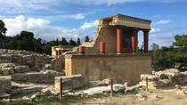 Knossos Palace Guided Walking Tour, Heraklion, Cultural Tours