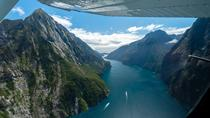 Milford Sound Glacier Flight & Cruise from Wanaka, Wanaka, Air Tours