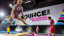 Studentensitzung (60 Minuten) geht nach Bounce Singapore, Singapore, Theme Park Tickets & Tours