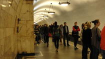 Moscow Metro Underground Small Group Tour, Moscow