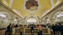 Moscow Metro Underground Small-Group Tour, Moscow, Walking Tours